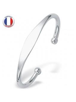 Bracelet esclave argent 925/1000
