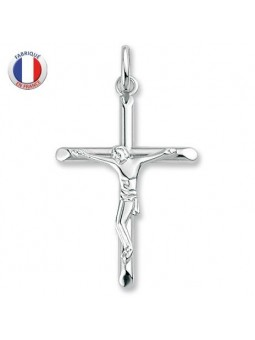 Pendentif religieux - Croix avec Christ