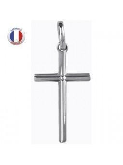Pendentif croix - Argent 925/1000