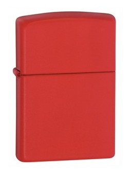 Zippo Rouge- Personnalisation Recto-Verso
