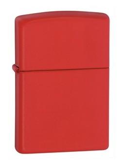 Zippo Rouge- Personnalisation Recto-Verso