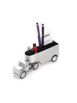 Presse-papiers Camion avec essieu mobile