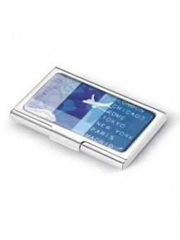 Porte-cartes - 17 cartes de visites