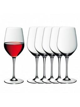 6 Verres à vin rouge - WMF Easy Plus