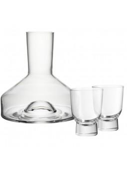 Carafe à décanter Taverno avec 2 verres - WMF