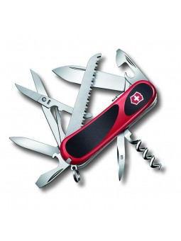 Couteau Suisse - VICTORINOX EVOGRIP - S17 rouge