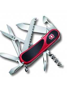 Couteau Suisse - VICTORINOX EVOGRIP - S557 rouge