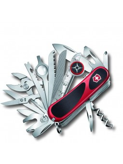 Couteau Suisse - VICTORINOX EVOGRIP - S54 rouge