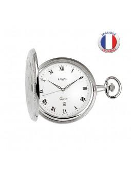 Montre de poche couvercle - Fabrication Française - LAVAL Paris