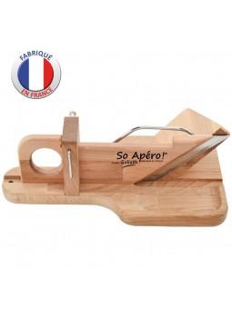 SO APERO - Guillotine à saucissons GOLIATH - Made in France