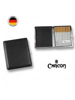 Etui cigarettes Extra plat CC052 NOIR