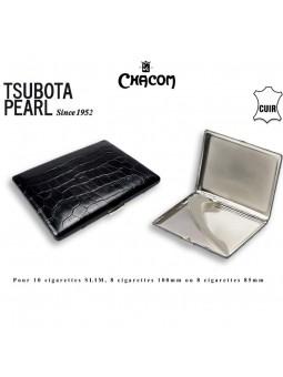 Etuis à cigarettes - TSUBOTA - Gainé cuir