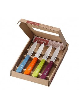 Opinel office - coffret 4 couteaux