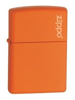 Zippo Orange
