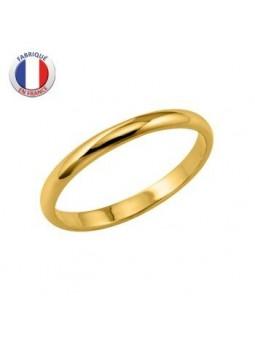 Alliance simple Or 9 carats jaune