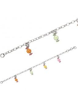 Bracelet enfant bonbon