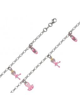 Bracelet enfant danseuse