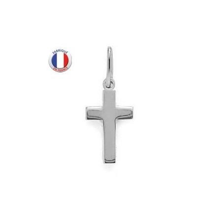 Petite croix en argent