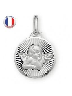 Médaille argent 925/1000 - Ange