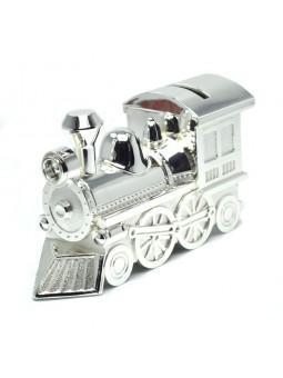 Tirelire locomotive