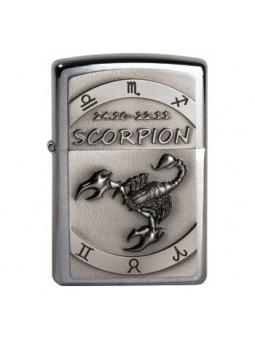 Zippo signe astrologique scorpion