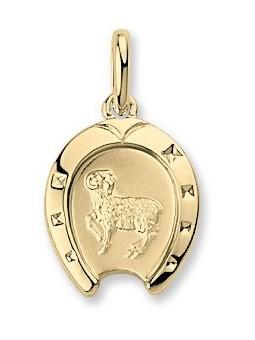Médaille Plaqué or Balance