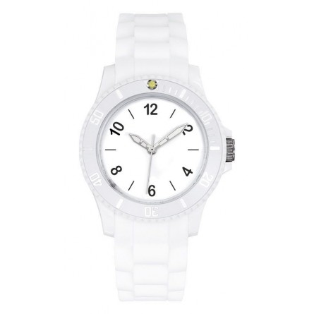 Montre à personnaliser - MINI FREEZE BLANCHE