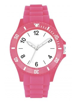 MONTRE FREEZE ROSE FLUO