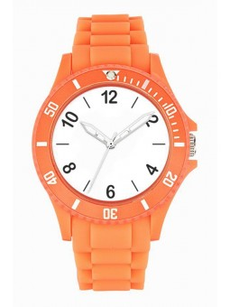 MONTRE FREEZE ORANGE FLUO