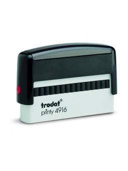 Tampon encreur 4916 - Trodat - spécial chèque