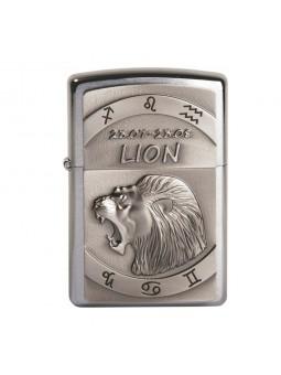 Zippo signe astrologique lion