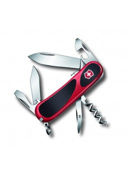 Couteau Suisse - VICTORINOX EVOGRIP - S101 rouge