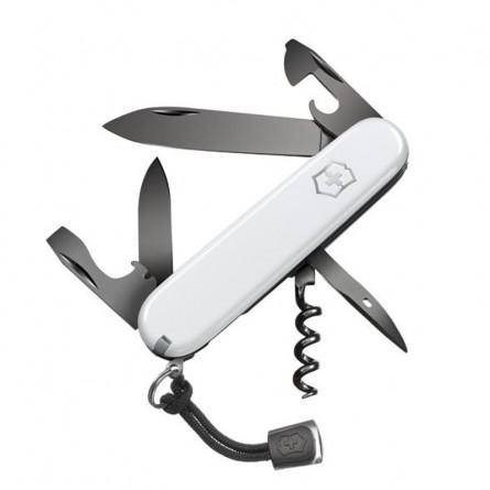 Couteau suisse blanc - SPARTAN Polispectral noir -  Victorinox