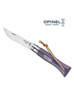 OPINEL N°6 violet gris - Lien baroudeur