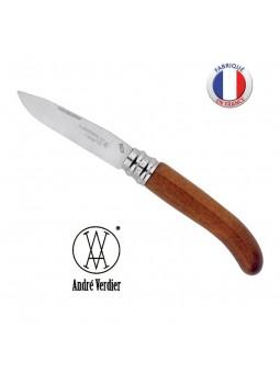 Couteau L'Alpage - Hêtre teinté - A.VERDIER