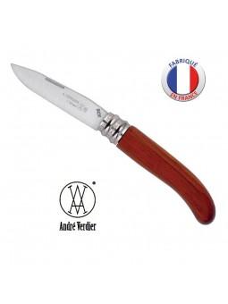 Couteau L'Alpage - Padouk - A.VERDIER