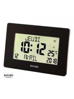 Pendule digitale - BAYARD - Noire