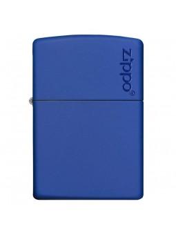 Briquet Zippo Royal Blue - Logo Zippo