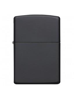 Briquet Black Matte - Zippo sans Logo